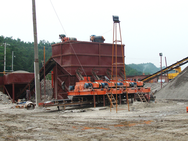 Roll Crusher Production Site