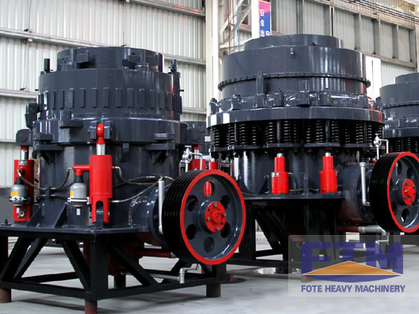 Cone Large Stone Crusher