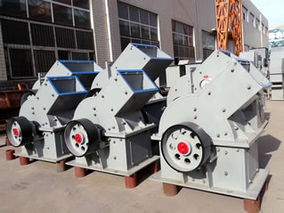 Glass Hammer Crusher